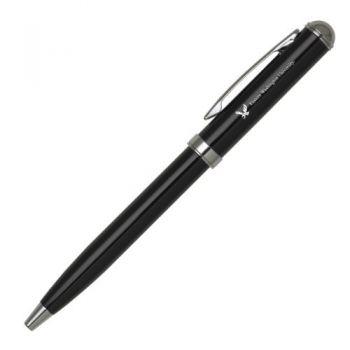 Eastern Washington University - Click-Action Gel pen - Black