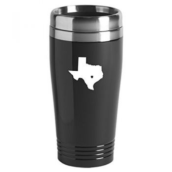 16 oz Stainless Steel Insulated Tumbler - I Heart Texas - I Heart Texas