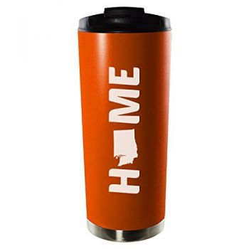16 oz Vacuum Insulated Tumbler with Lid - Washington Home Themed - Washington Home Themed