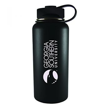 Georgia Southern University-32 oz. Travel Tumbler-Black