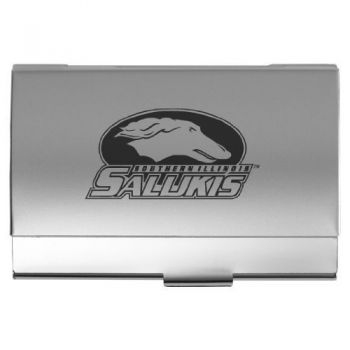 Southern Illinois University - Pocket Business Card Holder