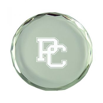 Presbyterian College-Crystal Paper Weight