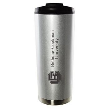 Bethune-16oz. Stainless Steel Vacuum Insulated Travel Mug Tumbler-Silver