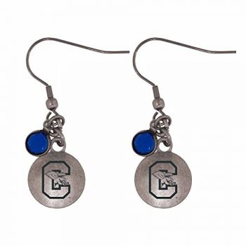 Canisus College-Frankie Tyler Charmed Earrings