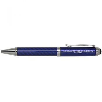 Colorado State University, Pueblo-Carbon Fiber Mechanical Pencil-Blue