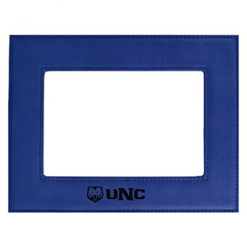 University of Northern Colorado-Velour Picture Frame 4x6-Blue