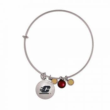 Central Michigan University-Frankie Tyler Charmed Bracelet