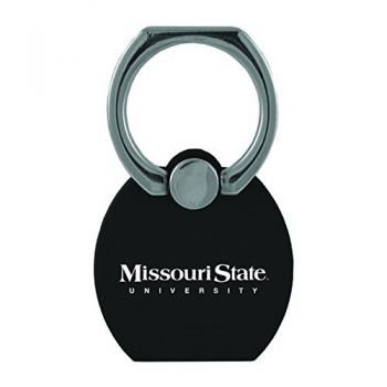 Missouri State University|Multi-Functional Phone Stand Tech Ring|Black