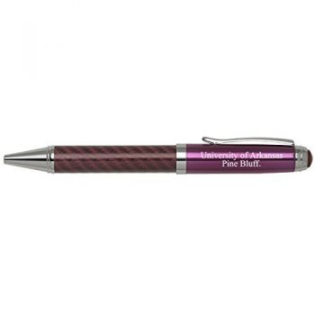 University of Arkansas at Pine Buff -Carbon Fiber Mechanical Pencil-Pink