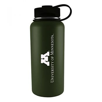 University of Minnesota -32 oz. Travel Tumbler-Gun Metal