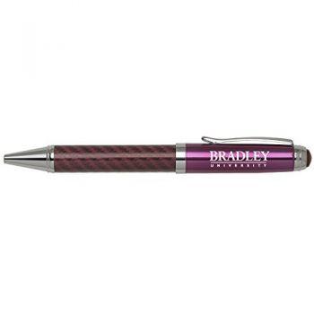 Bradley University -Carbon Fiber Mechanical Pencil-Pink