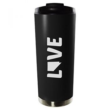 16 oz Vacuum Insulated Tumbler with Lid - Nevada Love - Nevada Love
