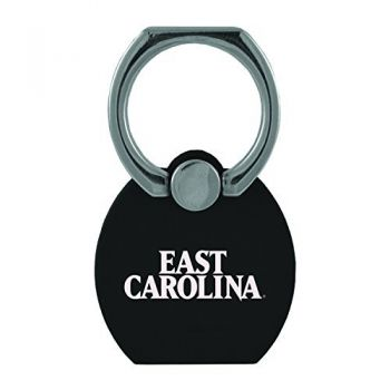 East Carolina University|Multi-Functional Phone Stand Tech Ring|Black