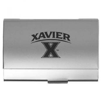 Xavier University - Pocket Business Card Holder