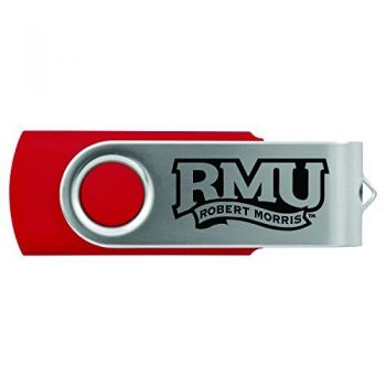 Robert Morris University -8GB 2.0 USB Flash Drive-Red