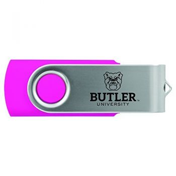 Butler University -8GB 2.0 USB Flash Drive-Pink