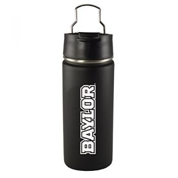 Baylor University -20 oz. Travel Tumbler-Black