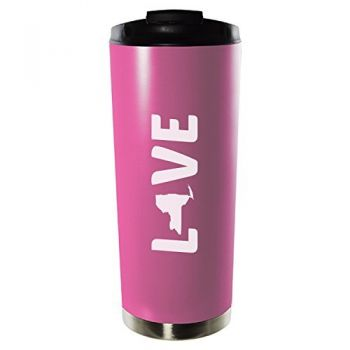 16 oz Vacuum Insulated Tumbler with Lid - New York Love - New York Love