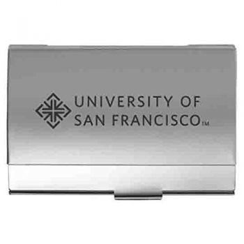 University of San Francisco - Pocket Business Card Holder