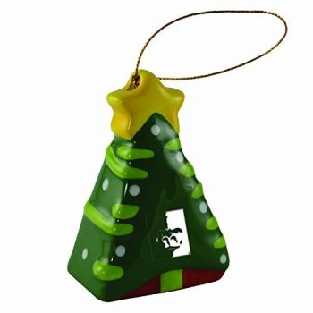 Pittsburg State University -Christmas Tree Ornament