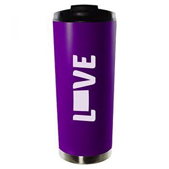 16 oz Vacuum Insulated Tumbler with Lid - Colorado Love - Colorado Love