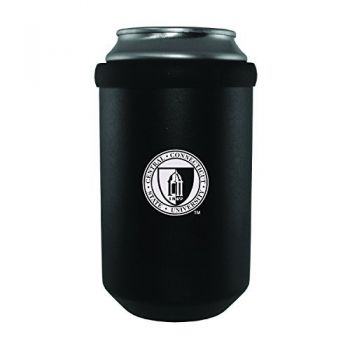 Central Connecticut University-Ultimate Tailgate Can Cooler-Black