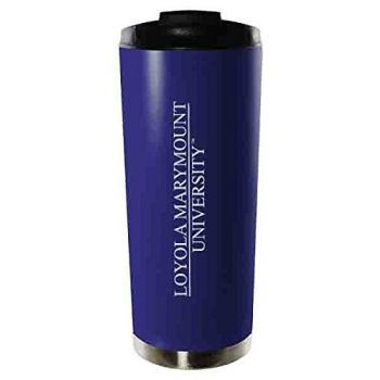 Loyola Marymount University-16oz. Stainless Steel Vacuum Insulated Travel Mug Tumbler-Blue