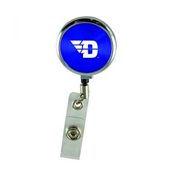 University of Dayton -Retractable Badge Reel-Blue