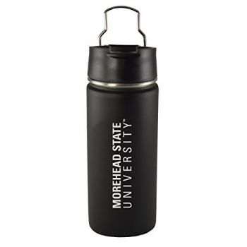 Morehead State University -20 oz. Travel Tumbler-Black