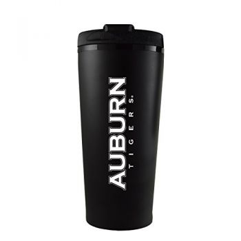 Auburn University -16 oz. Travel Mug Tumbler-Black