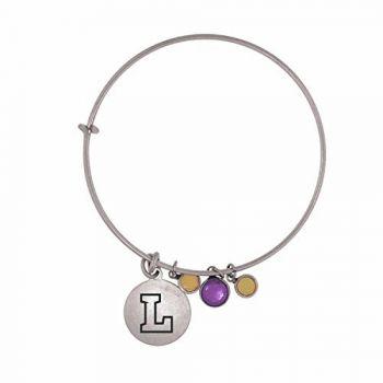 Lipscomb University-Frankie Tyler Charmed Bracelet