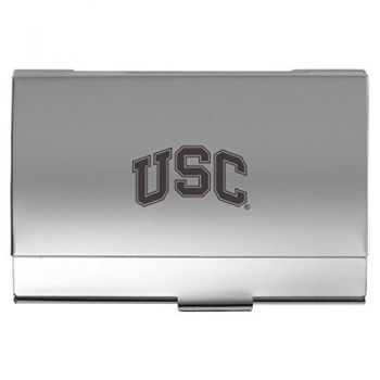 University of South California - Pocket Business Card Holder
