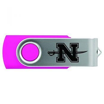 Nicholls State University -8GB 2.0 USB Flash Drive-Pink
