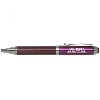University of Hartford-Carbon Fiber Mechanical Pencil-Pink