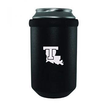 Louisiana Tech University -Ultimate Tailgate Can Cooler-Black