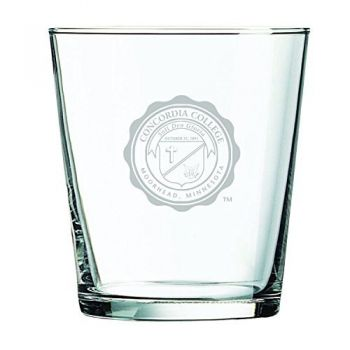Concordia University Chicago -13 oz. Rocks Glass