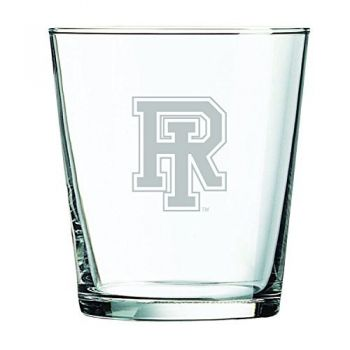 The University of Rhode Island -13 oz. Rocks Glass