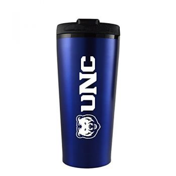 University of Northern Colorado -16 oz. Travel Mug Tumbler-Blue