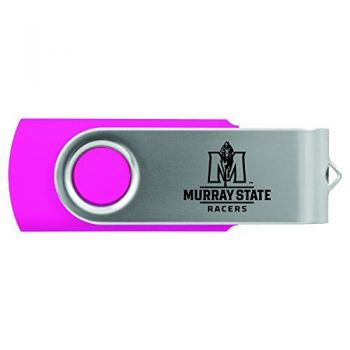 Murray State University -8GB 2.0 USB Flash Drive-Pink