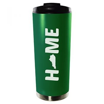 16 oz Vacuum Insulated Tumbler with Lid - Kentucky Home Themed - Kentucky Home Themed