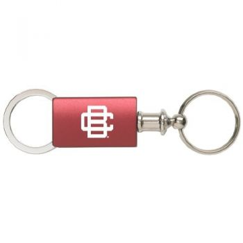 Bethune - Anodized Aluminum Valet Key Tag - Red