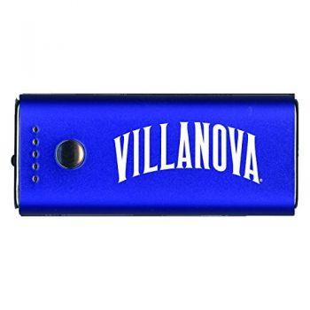 Villanova University -Portable Cell Phone 5200 mAh Power Bank Charger -Blue