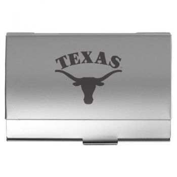 University of Texas at Arlington - Pocket Business Card Holder