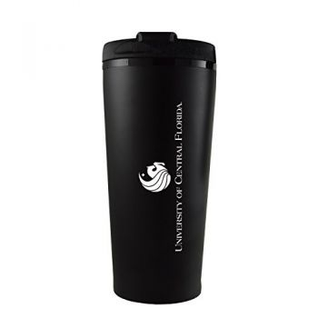 University of Central Florida -16 oz. Travel Mug Tumbler-Black