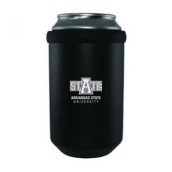 Arkansas State University -Ultimate Tailgate Can Cooler-Black