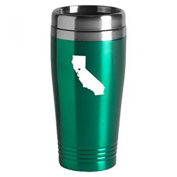 16 oz Stainless Steel Insulated Tumbler - I Heart California - I Heart California