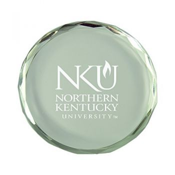 Northern Kentucky University-Crystal Paper Weight