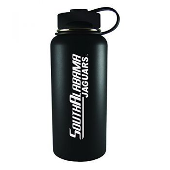University of South Alabama -32 oz. Travel Tumbler-Black