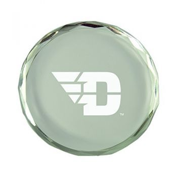 Dartmouth College-Crystal Paper Weight