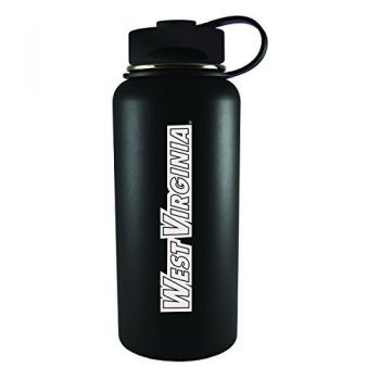 West Virginia University -32 oz. Travel Tumbler-Black